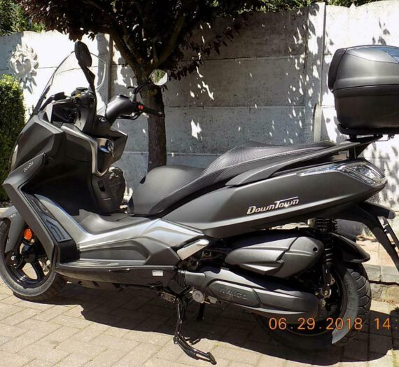 Kymco downtown exclusive 125cc