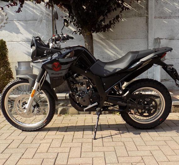 malaguti dune 125cc Aprilia black edition!!   VERKOCHT!!!