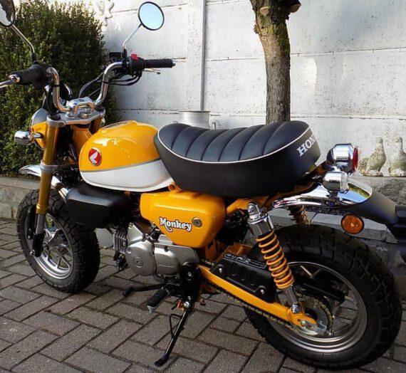 Honda Monkey 125 (Nieuwstaat) VERKOCHT!!!!