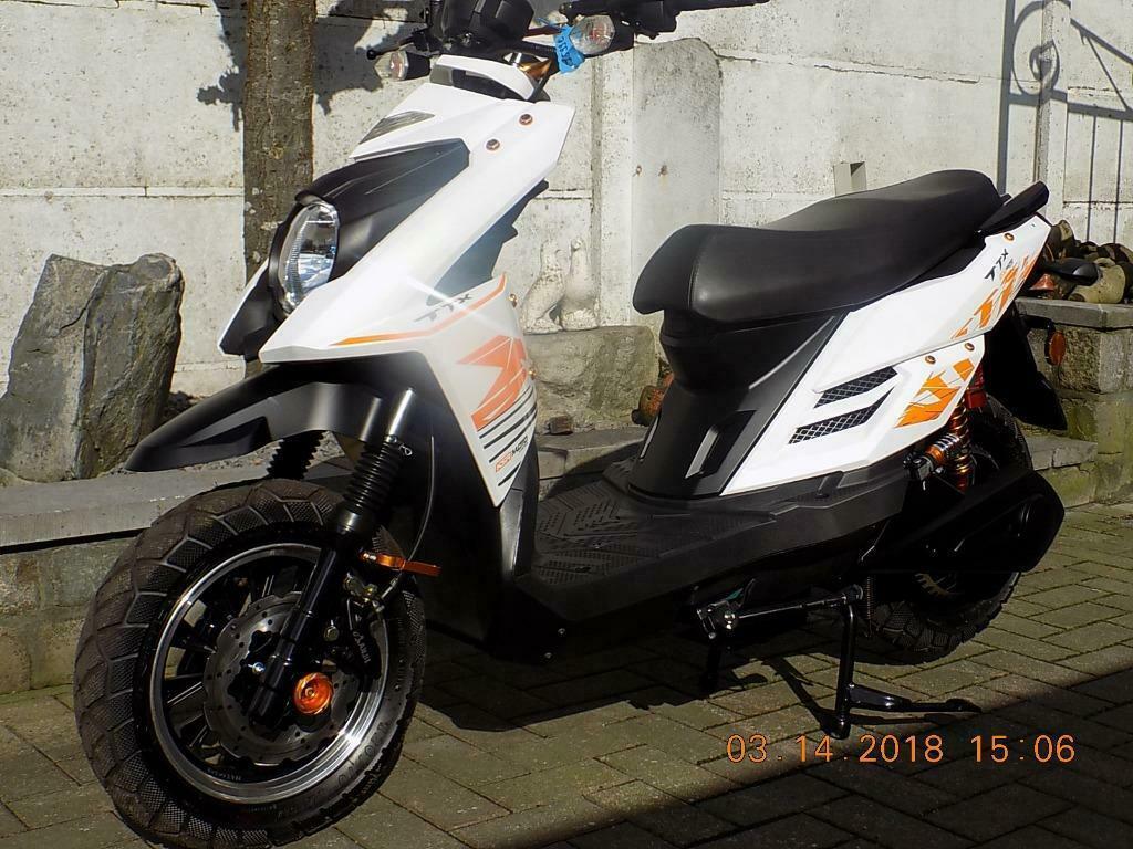 ksr elektrische scooter