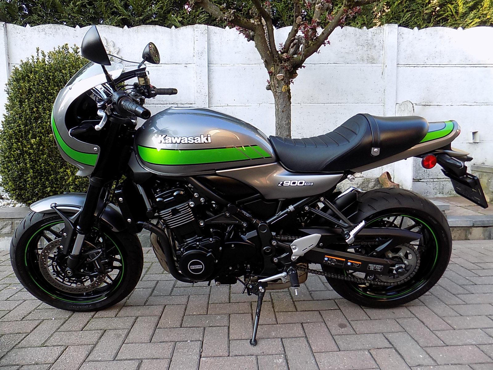 Kawasaki Z 900 RS Café  VERKOCHT!!!