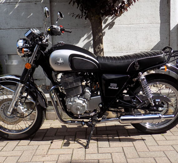 mash five hundred 400cc  VERKOCHT!!!