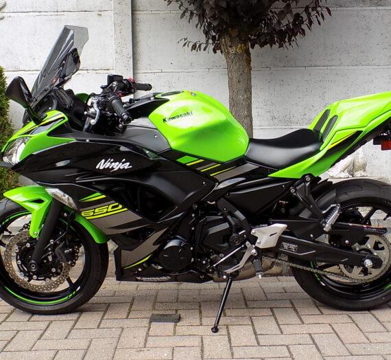 kawasaki ninja 650cc  krt edition!!! (A2 rijbewijs)!!!