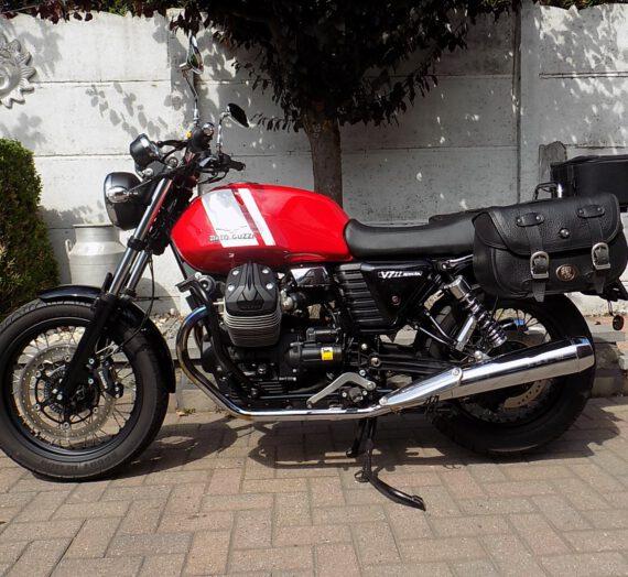 moto guzzi v7 stone special II  (A2 rijbewijs!!!)  VERKOCHT!!!