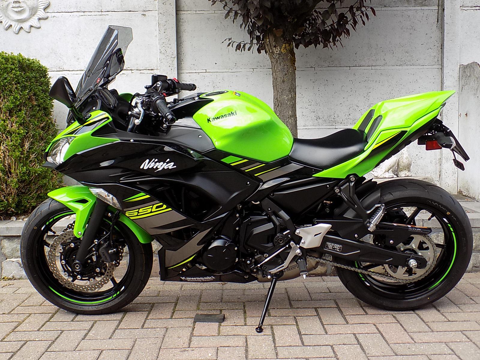 kawasaki ninja 650cc  krt edition!!! (A2 rijbewijs)!!! (VERKOCHT)!!!