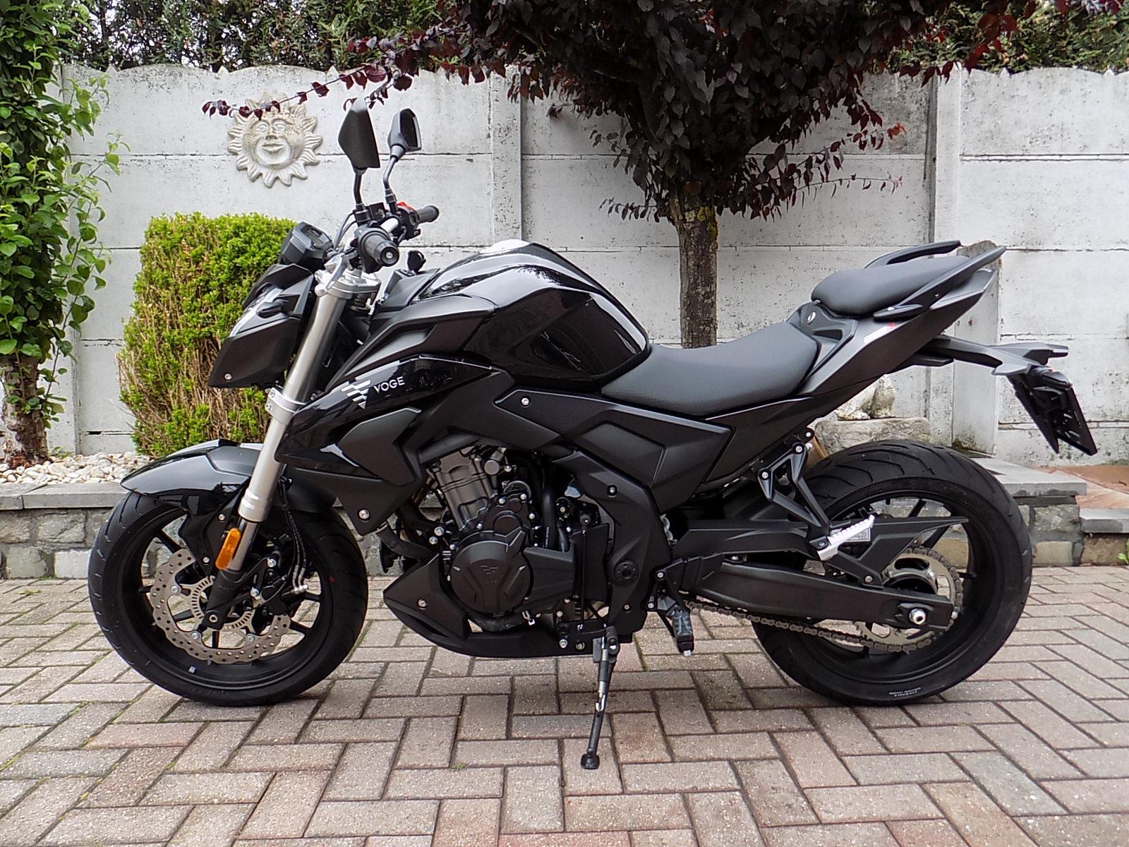 voge 500r (35kw/a2 rijbewijs) naked bike!! (promotie 4999€)