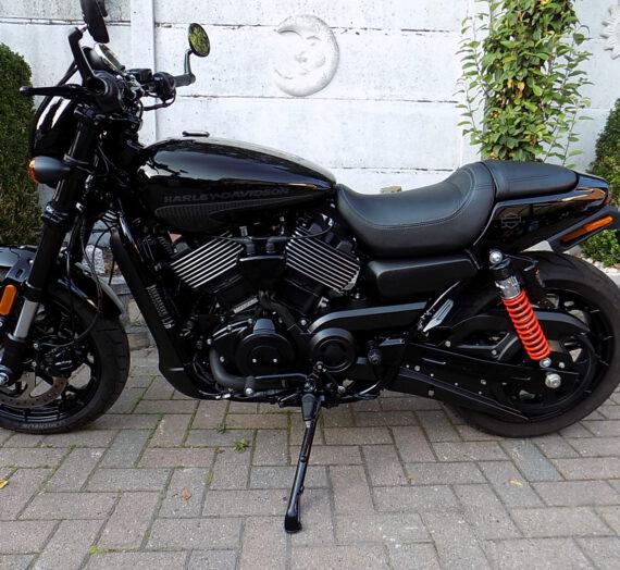 Harley-Davidson  street rod  VERKOCHT!!!