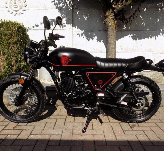 orcal nk01 125cc  (VERKOCHT)!!!