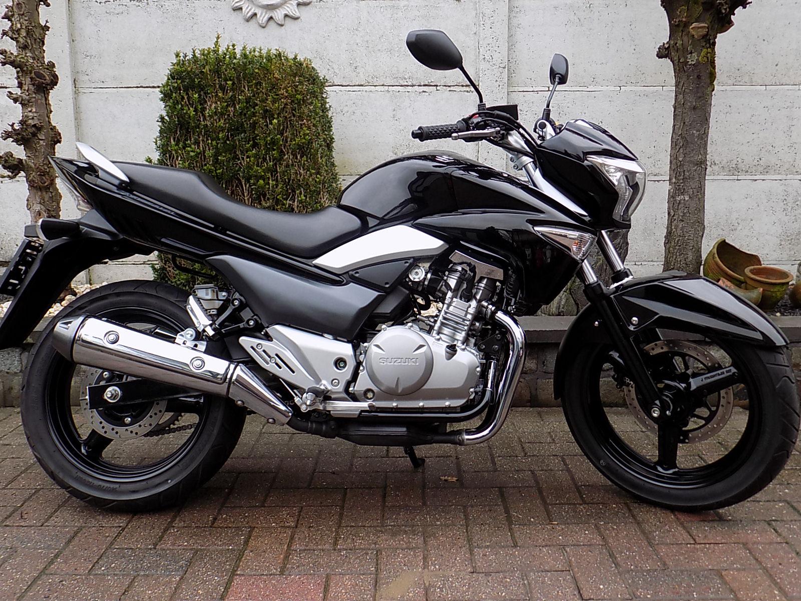 Suzuki Inazuma gw 250cc