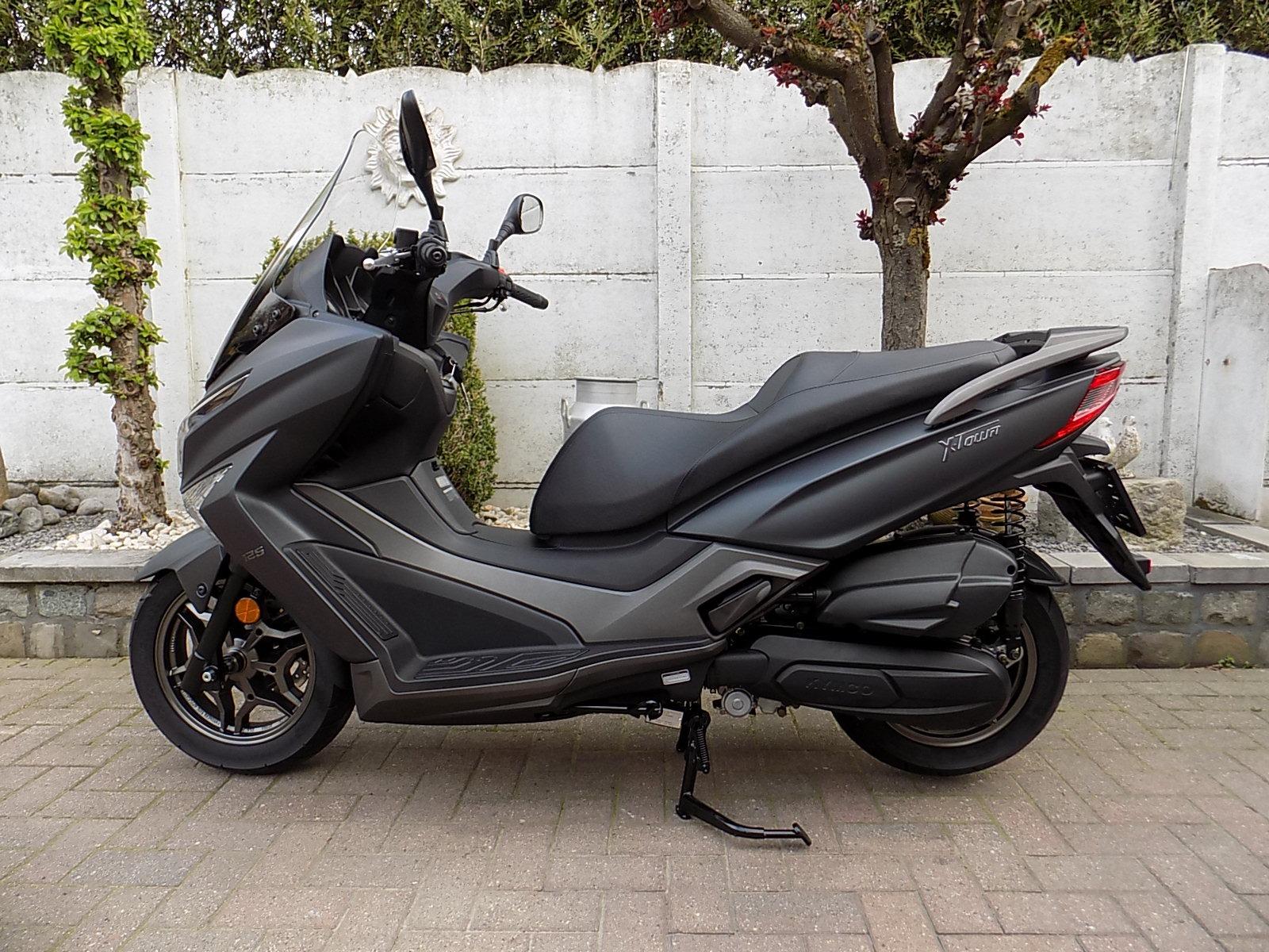 kymco xtown 125cc   euro 5
