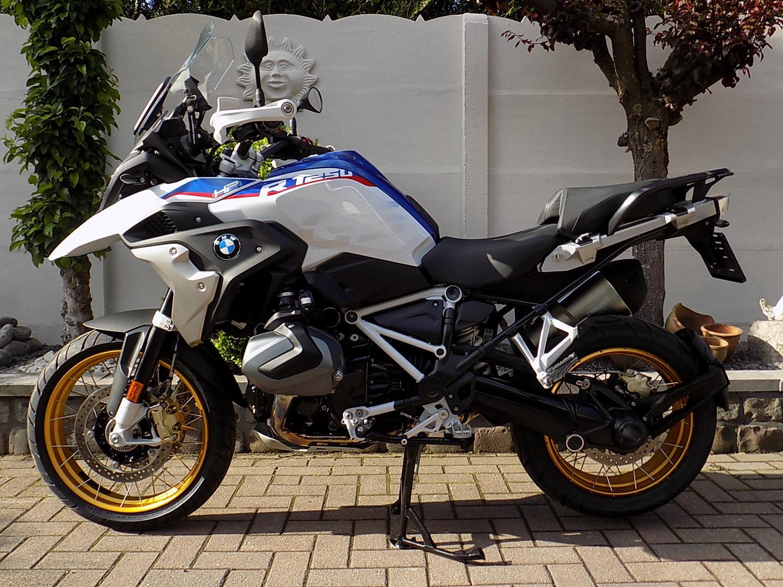 bmw gs r1250 hp (VERKOCHT)!!!