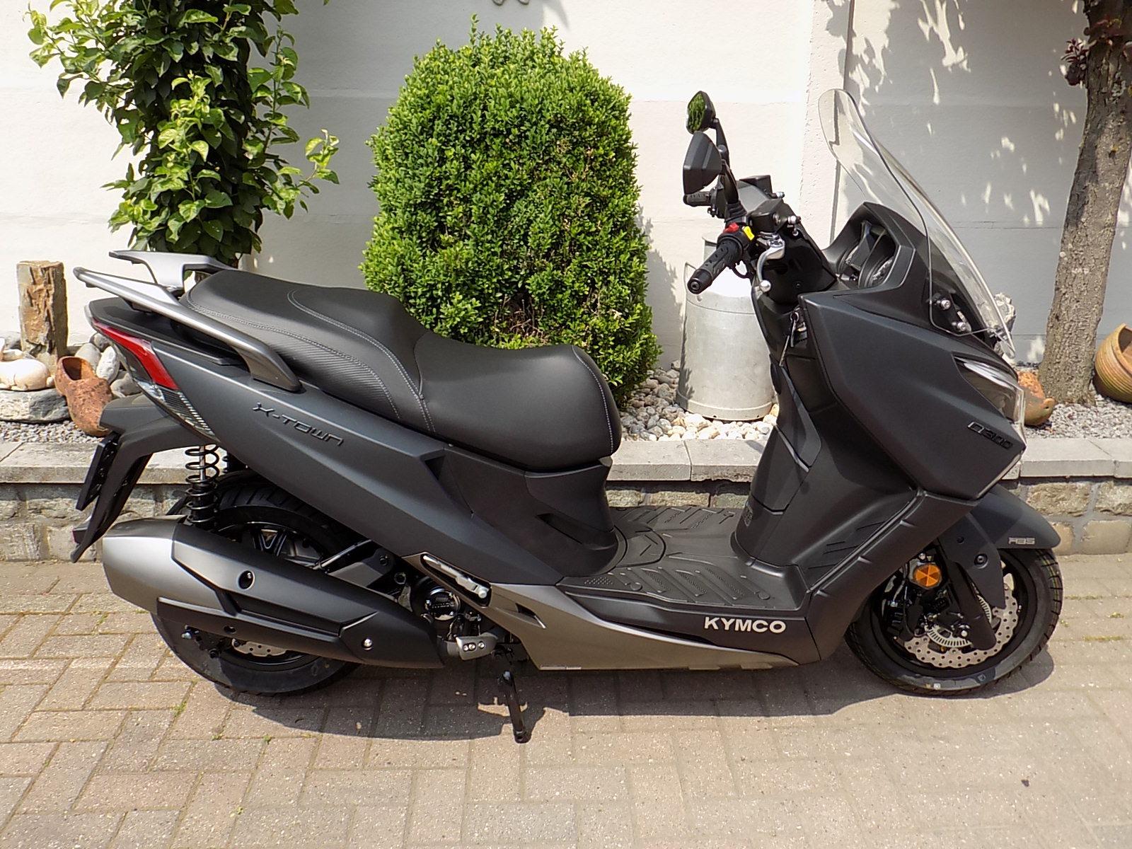 Kymco x-town city 300cc  euro 5 !!!