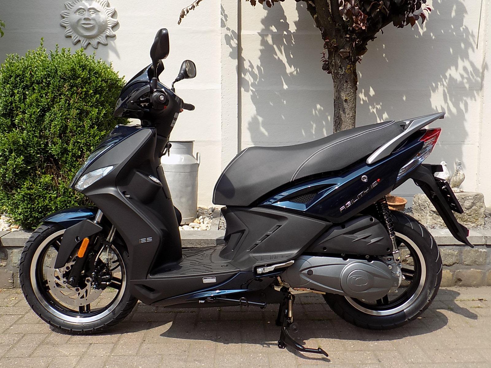 Kymco agility 16+  125cc euro 5!!