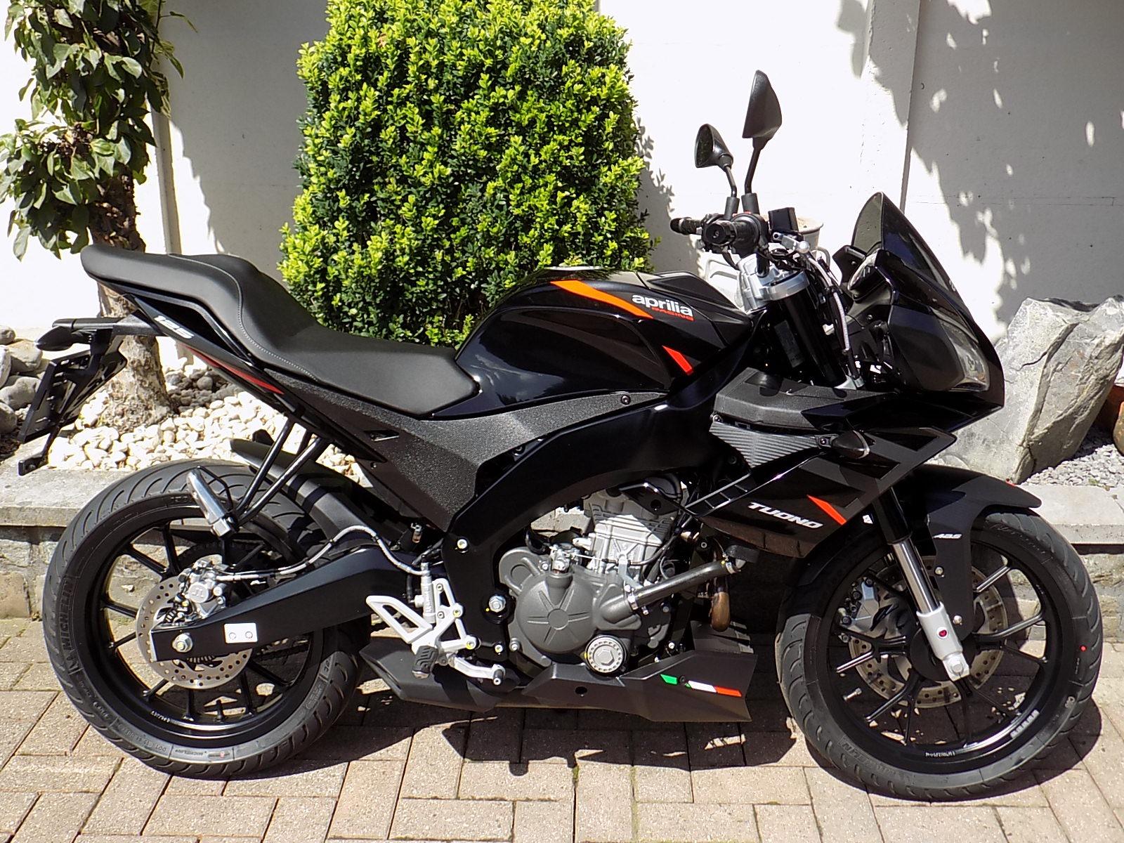 Aprilia Tuono 125cc (VERKOCHT)!!!