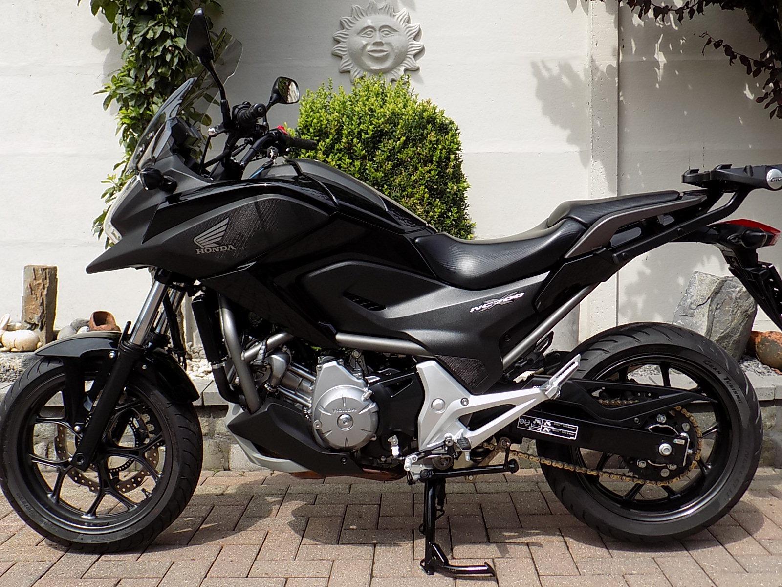 Honda NC 700 XA (VERKOCHT)!!!