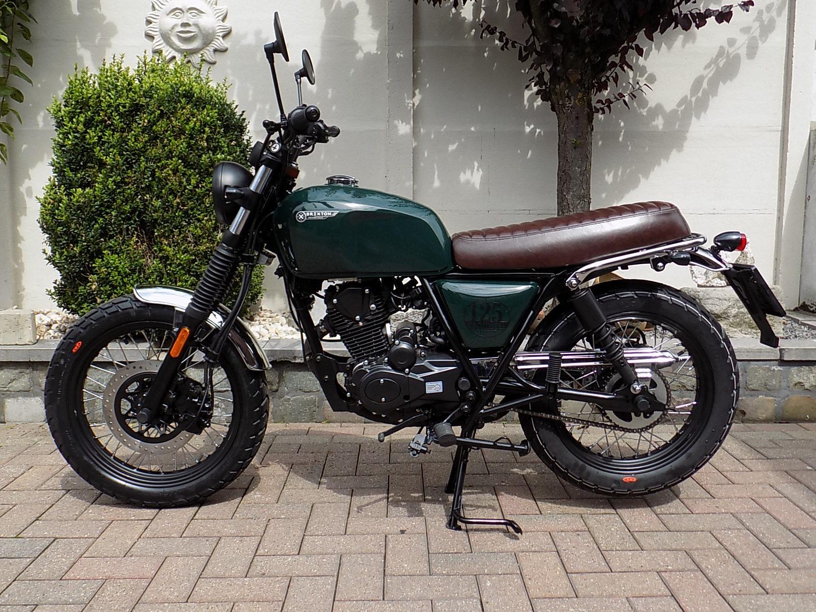 Brixton cromwell 125cc (EURO 5)!!!