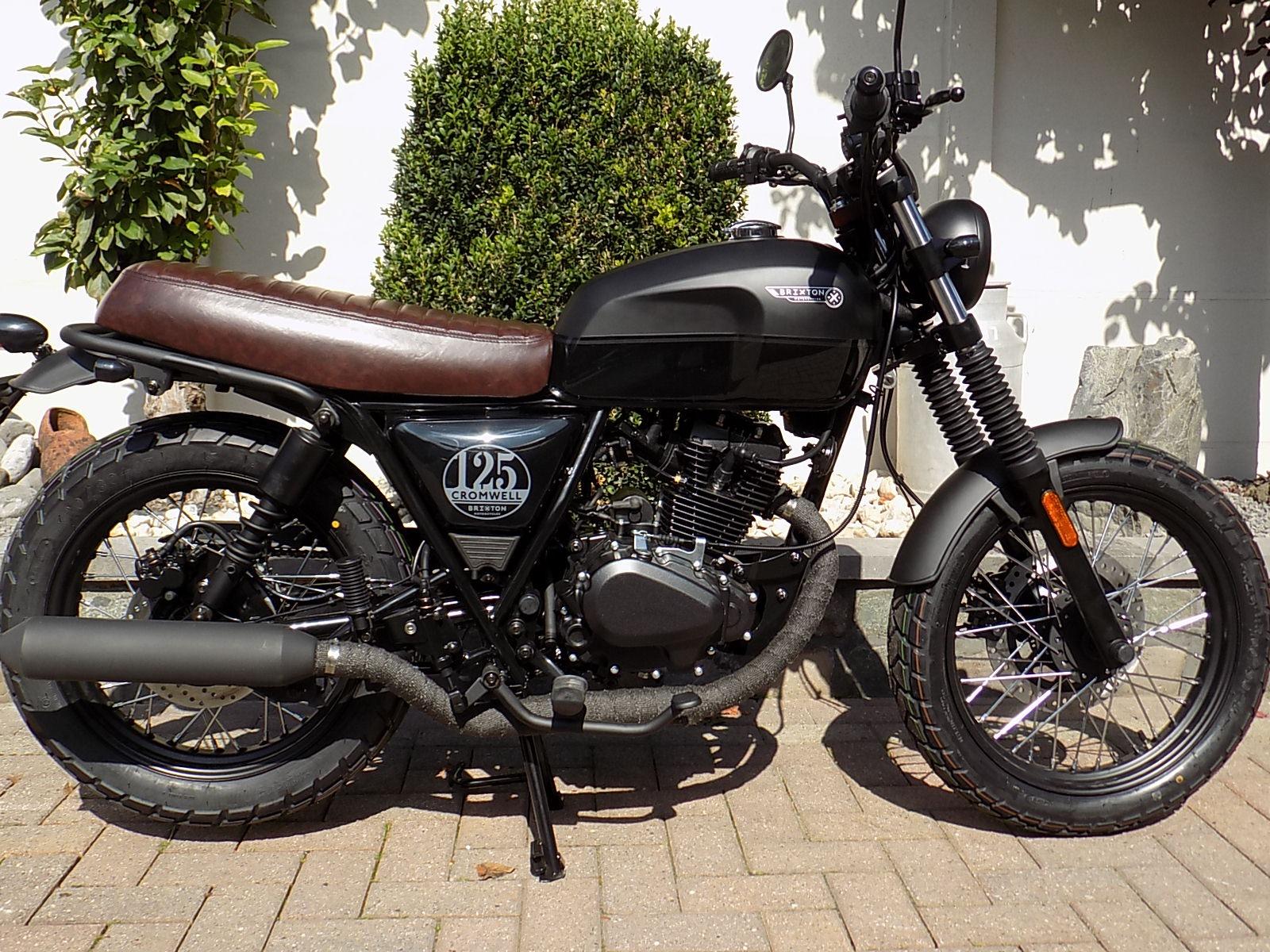 Brixton cromwell 125cc (EURO 5) ABS!!
