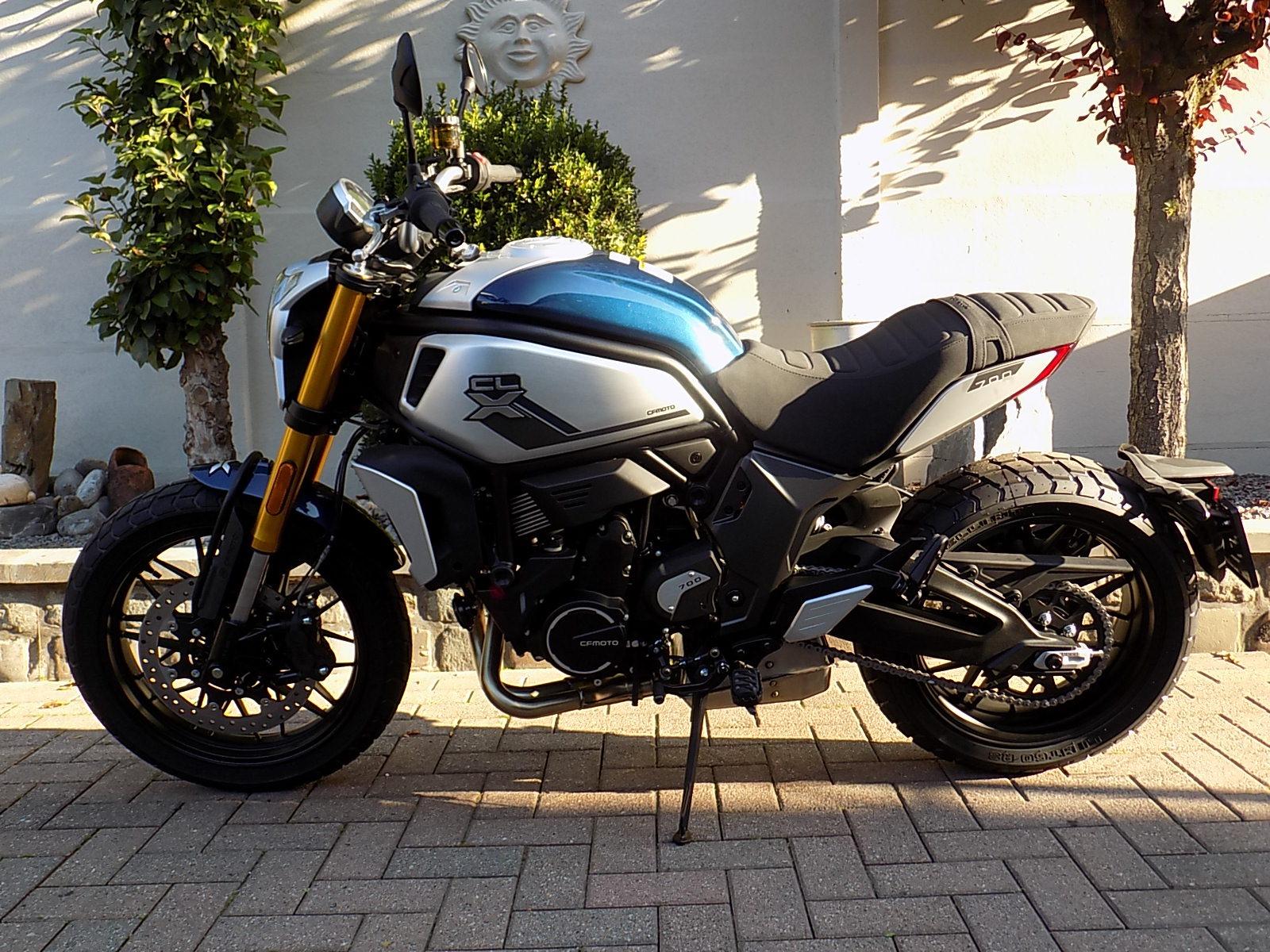 cf moto cl-x 700 (nieuw model)!!!