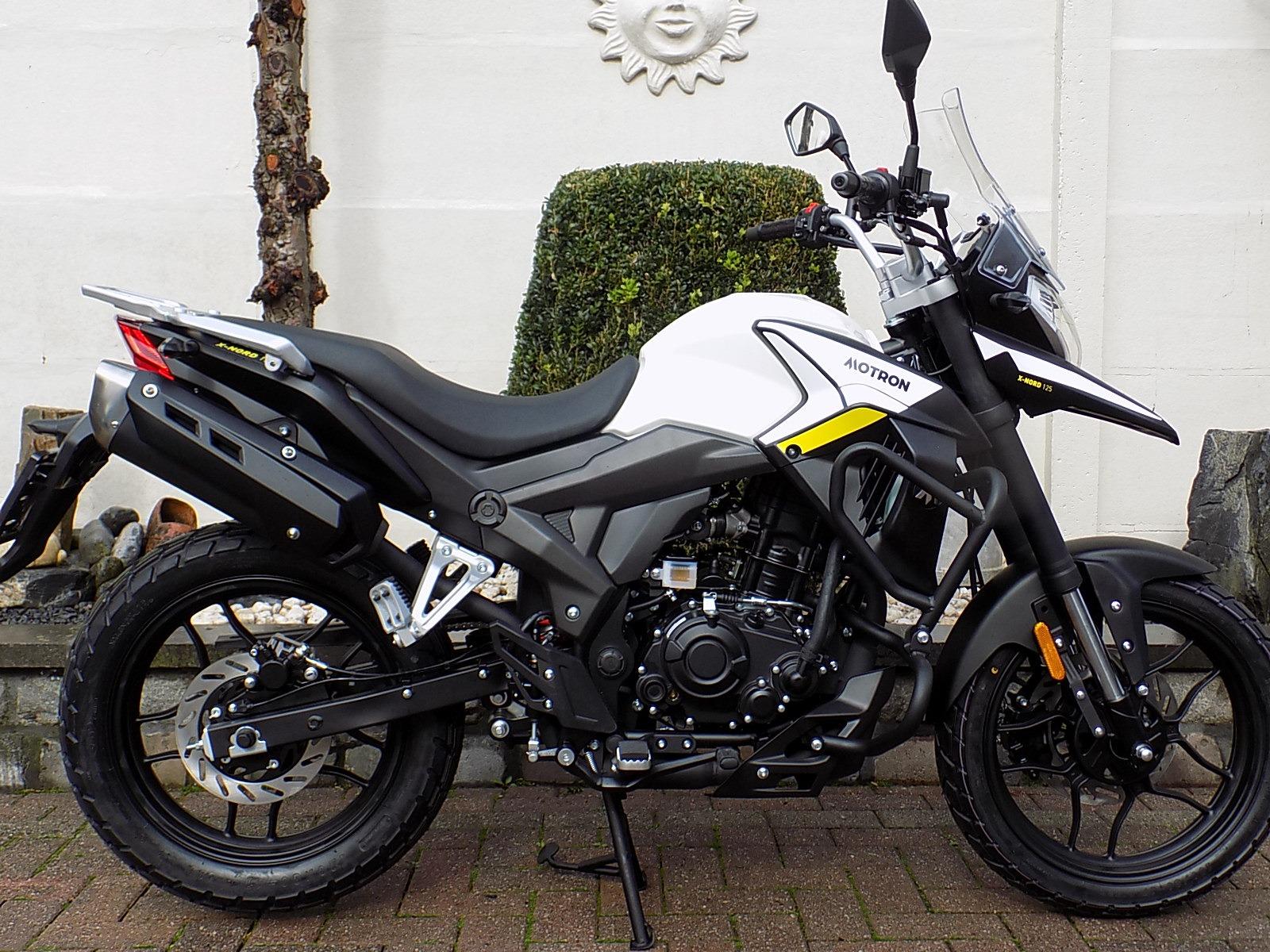 motron x-nord 125cc (EURO 5)!!!