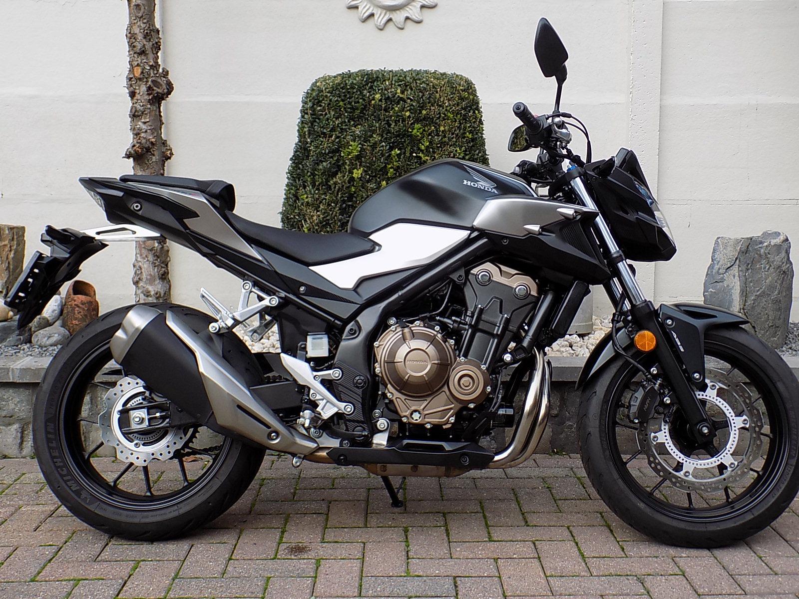 Honda CB500F   nieuw model!!
